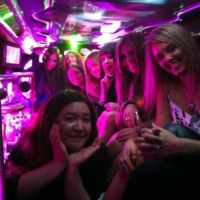 Hens Party Limo