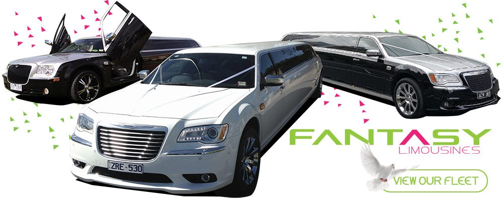 Chrysler limos fleet