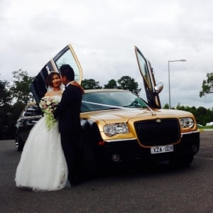 Day Wedding Limo