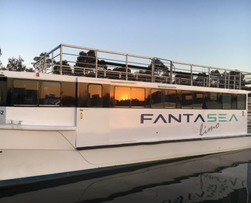 Melbourne Party Boat