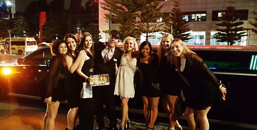 Hens Party Limo Melbourne