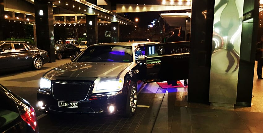 Hens Limo Melbourne