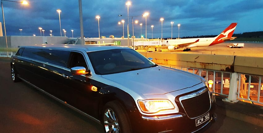 Stretch Limo Airport