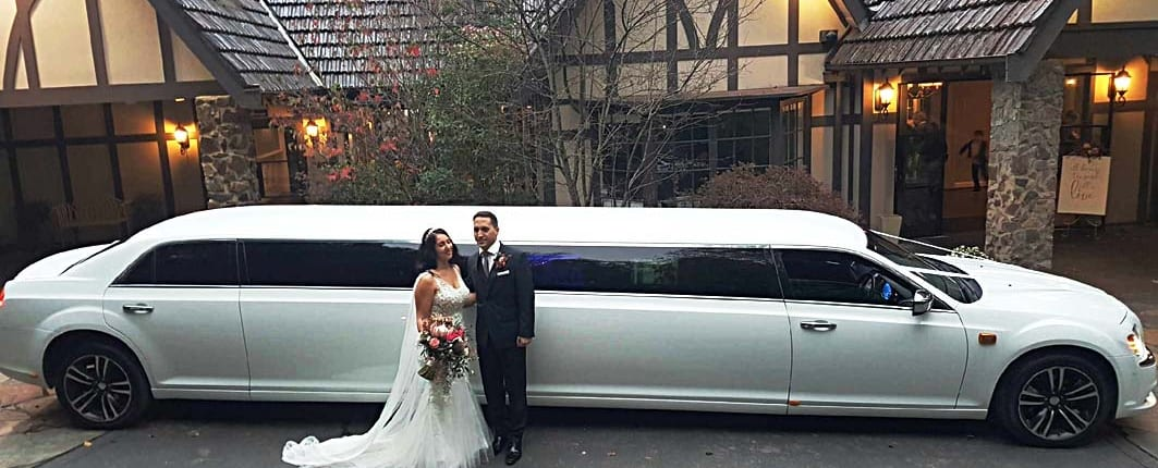 Limo Wedding Services